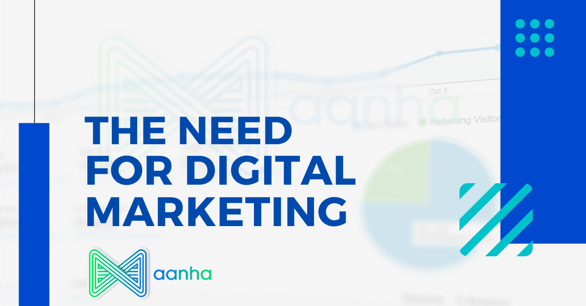 the need of digital marketing, what is digital marketing, digital marketing